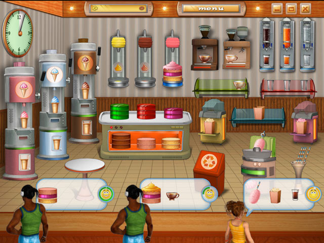Cake Bake Shop Games